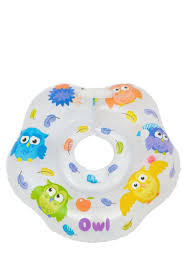<b>Круг</b> на шею для <b>купания</b> малышей <b>ROXY</b>-<b>KIDS</b> Kengu 75101040 ...