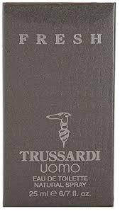 <b>Trussardi Uomo Fresh</b> 25 ml Eau De Toilette Spray: Amazon.co.uk ...