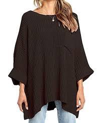 KIRUNDO Women's Winter Long Knitted Sweater ... - Amazon.com