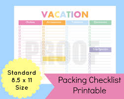 17 best ideas about packing list template ski trip new to commandcenter on packing list template travel planner vacation packing checklist template vacation