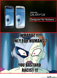 Frieza And Samsung Galaxy by mrblaze - Meme Center via Relatably.com