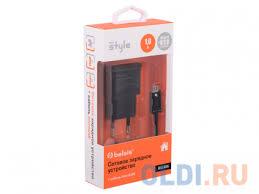 Сетевое <b>зарядное устройство</b> BS1406 1 USB, 1 A, <b>дата</b>-кабель ...