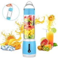 480ml Portable Electric Household Vegetable Fruit Juicer ... - Vova