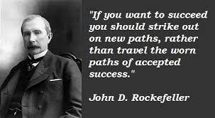 John Rockefeller Quotes. QuotesGram via Relatably.com