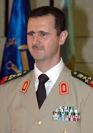 Image result for bashar assad