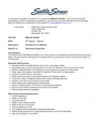 material handler resume sample customer service resume material handler resume fedex package handler sample resume cvtips material handler resume skills warehouse material handler