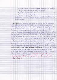 Exemple de dissertation francais premiere