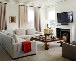 small sectional sofa living room traditional with beige armchair beige curtains beige sectional living room