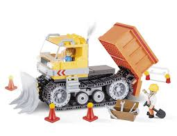 <b>Конструктор</b> Бульдозер <b>Cobi</b> Action Town. <b>Caterpillar Bulldozer</b> ...