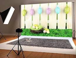 Pin by Backdrop Basifoto on wood backdrop on amazon | Easter ...