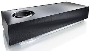 Naim Audio Mu-so, купить <b>беспроводную HiFi акустику Naim</b> Mu-so