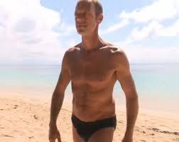 Rocco Siffredi nudo a Playa Desnuda in diretta tv