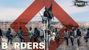 <b>Europe's</b> most fortified border is in <b>Africa</b> - YouTube