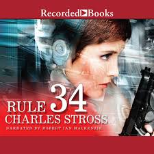 Аудиокниги в Google Play – Rule 34, Charles Stross