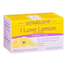 Bigelow I <b>Love</b> Lemon <b>Herbal Tea</b> 28ct – Buy Coffee Canada