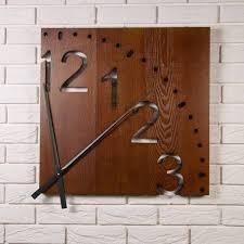 "Wooden <b>Wall Clock</b>, <b>настенные часы</b> из дерева ""Четверть ..."