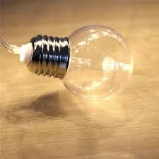 <b>20 led wedding string</b> fairy light bulb LED Globe battery and USB ...