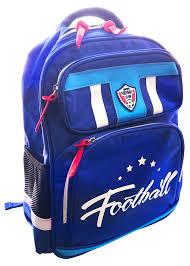 Рюкзак College bag Limpopo Football, синий - купить по цене ...