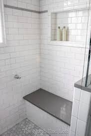 bathroom white tiles:  ideas about white tile shower on pinterest white tiles tile and bathroom ceiling panels