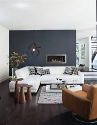 nice modern living rooms: modern living room medici sectional sofa with track arm hudsons bay