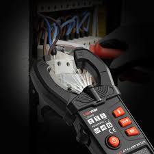 <b>LOMVUM</b> Smart Clamp Meter Digital Non Contact 6000 600A AC ...