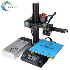 <b>KingRoon DIY 3D Printer</b> KP3 Upgraded High precision 3D принтер ...