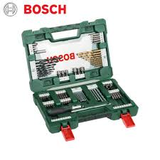 <b>Bosch</b> - <b>91PC V</b>-<b>LINE</b> TiN SET+FREE RATCHET + M/PEN ...