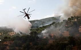 Αποτέλεσμα εικόνας για Δασικες πυρκαγιες στα Δερβενοχώρια