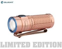 <b>Фонарь Olight S1R</b> II CU Cooper | Купить Olight (Олайт)