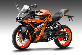 <b>KTM RC 125</b> ABS launched at Rs 1.47 Lakh in India - News18
