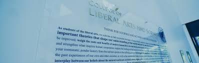 college of liberal arts sciences edu college of liberal arts sciences