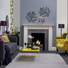 gray and yellow living room 28 designs blue gray living room