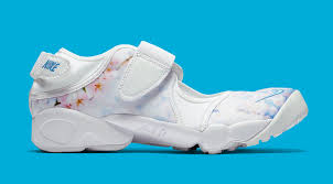 the nike air rift is next in line to get the cherry blossom treatment cherry air force 1