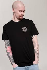 <b>Футболка MISTER TEE</b> Embroidered Panther <b>Tee</b> (Black, L)   www ...
