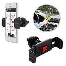 EXOGEAR ExoMount Touch Air Universal Phone Car Air Vent Mount