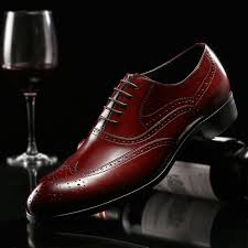 <b>2019 Spring New</b> Men's Genuine <b>Leather</b> Dress Shoes British ...