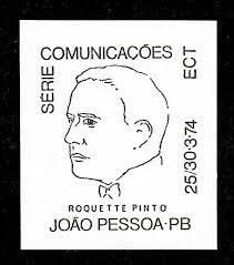 Resultado de imagem para selo de  Roquette-Pinto