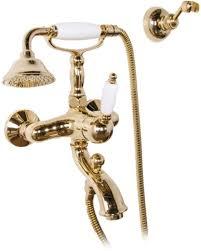 <b>Смеситель для ванны Gattoni</b> Orta 2700/27D0ORO, купить в ...
