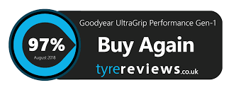 <b>Ultra Grip Performance Gen-1</b> Tyre Reviews | Goodyear Tyres