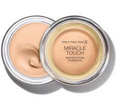Max Factor <b>Miracle Touch</b> Foundation <b>тональная</b> крем-пудра