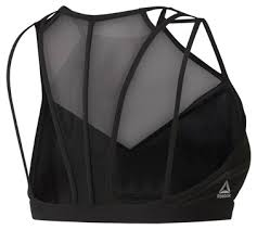 <b>Reebok Franchise Strappy</b> (Women) Беговые топы CV7837 купите ...
