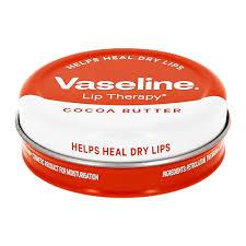 <b>Бальзам для губ</b> `VASELINE` `<b>LIP</b> THERAPY` с маслом какао (в ...