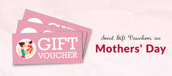 Send Gift Vouchers on Mothers' Day | Top Gift cards | Tajonline.com