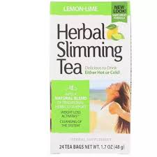 21st Century <b>Herbal Slimming Tea</b> Lemon-Lime