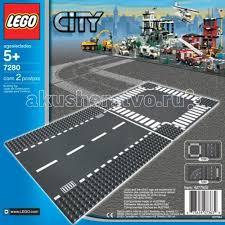 Конструктор <b>Lego City 7280 Перекресток</b> - Акушерство.Ru