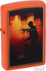<b>Зажигалка Zippo</b> (Зиппо, США) <b>Зажигалка Zippo</b> 231 <b>Fishing</b> ...