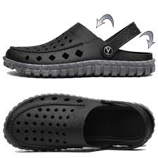 Anti-Slip Water <b>Shoes Breathable Sandals Slippers Outdoor</b> Shower ...
