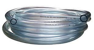 CLEAR <b>FLEXIBLE</b> FOODGRADE <b>PVC TUBE</b> - <b>AIR</b> / WATER ...