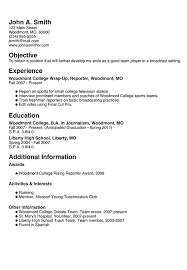 resume for teenagers freshman college student resume examples freshman college student resume examples of teenage resumes