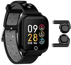 M6 3 in 1 Bluetooth Headset MP3 Smart Watch Smart ... - Amazon.com